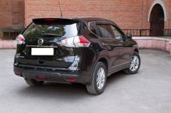 Дефлекторы окон (ветровики) Nissan X-Trail T32 2015-