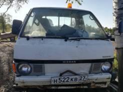 Nissan Vanette, 1988