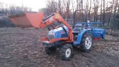 Iseki. Трактор SIAL 17, 17 л.с.