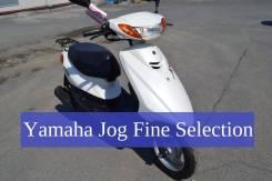 Yamaha Jog Fine Selection 4T FI