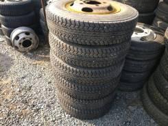 Dunlop SP LT 01. всесезонные, 2012 год, б/у, износ 5%