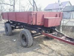 Калачинский 2ПТС-4. Продам тракторный прицеп, 4 000кг.