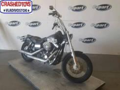 Harley-Davidson Dyna Street Bob FXDBI. 1 600куб. см., исправен, птс, без пробега
