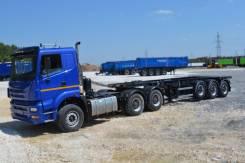 Тонар 974624. Тонар-974624 контейнеровоз, 30 550кг.