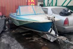 Продам лодку Казанка 5 с мотором, прицепом. Отличное состояние.