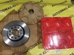 Тормозной диск DF4294 TRW
