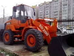 Doosan Disd SD200. Продам фронтальный погрузчик Doosan SD200, 3 000кг., Дизельный, 1,80куб. м.