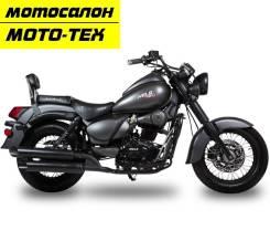 Мотоцикл WELS ТРОФЕЙНЫЙ,Мото-тех, Томск, 2019