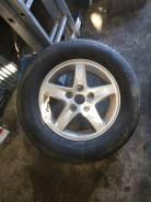 """Запасное колесо CAMI/Terios 205/70/R15. 5.5x15"""" 5x114.30 ET35 ЦО 73,0мм."""