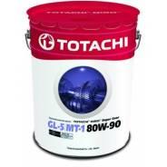 Масло трансмиссионное Totachi NIRO Super Gear GL-5/MT-1 80W90