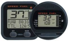 6Y8 Yamaha цифровые приборы и проводка Command Link Plus