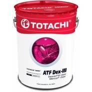 Жидкость для АКПП Totachi NIRO ATF Dexron III гидрокрекинг 19л