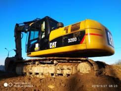 Caterpillar 320D L, 2012