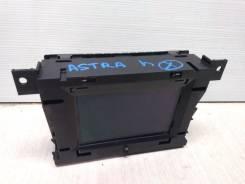 Дисплей информационный (брак) Opel Astra H хэтчбег 5 дверей 2004-2011