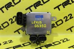 Блок управления вентилятором Toyota/Lexus GS350, Контрактный!