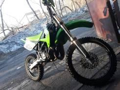 Kawasaki KX 85, 2013