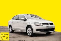 Аренда авто. Volkswagen Polo. АКПП. Газ. Без залога в Томске
