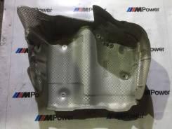 Защита глушителя. BMW 5-Series, E60, E61