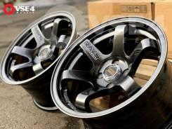 NEW! Mega-Deep # ROTA GRID VOLK Racing TE37 R15 8J 4x100 Hyper [VSE-4]