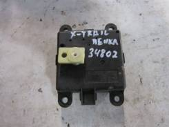 Моторчик заслонки отопителя Nissan Qashqai (J10) 2006-2014; Murano