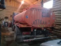 Продается Камаз 43114-15 бензавоз топливозаправщик