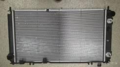 Радиатор охлаждения двигателя. Лада Калина Кросс, 2194 Лада Калина, 1117, 1118, 1119, 2192, 2194 Лада Гранта, 2190 BAZ11186, BAZ21127, BAZ11183, BAZ11...
