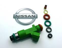 Форсунка/Инжектор Nissan 16600-JK20A, 195500-0940, (Оригинал)