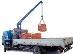Услуги грузовиков с краном Хабаровск
