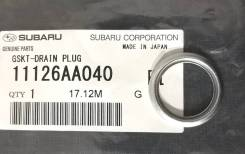 Прокладка сливной пробки Subaru 11126-AA040