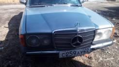 Mercedes-Benz E-Class, 1982