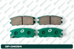Колодки G-brake GP-04034 G-BRAKE