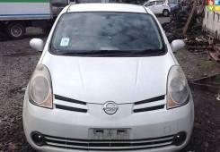 Бампер передний Nissan Note E11 HR15 в Новокузнецке