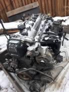 Двигатель в сборе. Toyota Mark II, GX115