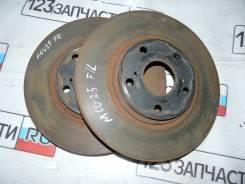 Диски тормозные передние ( ПАРА ) Toyota Kluger MCU25W 2004 г
