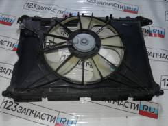 Диффузор радиатора в сборе Toyota Corolla Fielder NZE141G 2007 г.