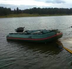 Продам лодку Корсар 430