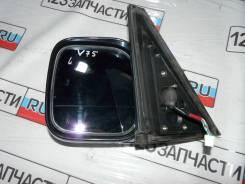 Зеркало левое Mitsubishi Pajero V75W 2000 г.
