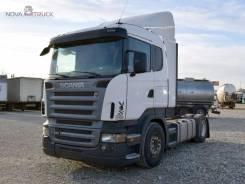 Scania R420. Седельный тягач , 11 705куб. см., 11 680кг., 4x2