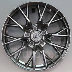 [r20.store] Новые Диски R17 5*114,3 на Lexus Toyota Графит