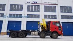 Грузовик FAW J6 CA3310
