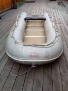 Продам лодку Badger