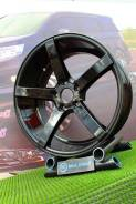 More_Diskoff* вогнутые Vossen CV3 Black Edition R18 5х114.3 Отправляем