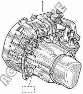 Коробка переключения передач. Renault Logan Renault Sandero Лада Ларгус. Под заказ