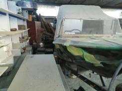Лодка Крым, мотор 50ый, водомет, в придачу винт с редуктором