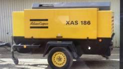 Услуги дизельного компрессора Atlas Copco XAS 186 в Хабаровске.