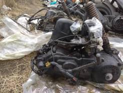 Двигатель AF24E с документами на мопед HondaТактAF24/30/51