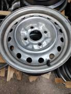 Штампованный диск R14*5J 4-114,3 DIA 67 мм