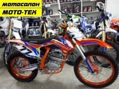 Мотоцикл Кросс 250 WRX250 KT Motoland, оф.дилер МОТО-ТЕХ, Томск, 2020