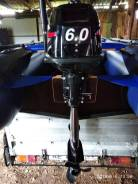 Лодка пвх + лодочный мотор
