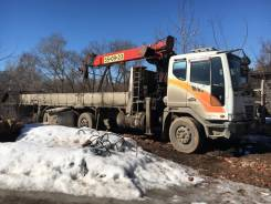 Daewoo. super 340ps манипулятор, 11 000 куб. см., 25 000 кг., 8x4
